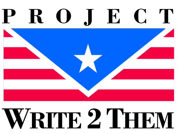 Project Write2Them